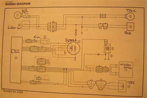 ac dc wiring help needed wr400f 426f 450f thumpertalk