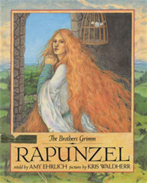 rapunzel picture book rapunzel by ehrlich reviews discussion bookclubs