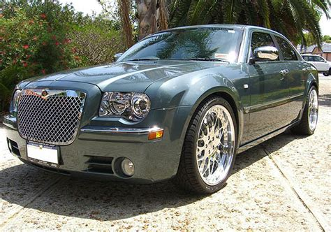 Chrysler 300 Custom Parts by Custom Parts Custom Parts Chrysler 300