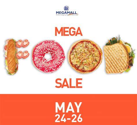 food sale mega food sale sm megamall may 2013 manila on sale