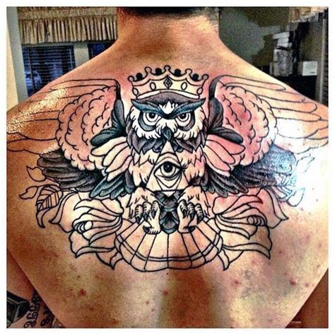 back tattoos for men up back ideas for