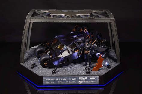 Mobil Robot Tranformer Remote Scale 1 12 batman trilogy tumbler batmobile 1 12 scale