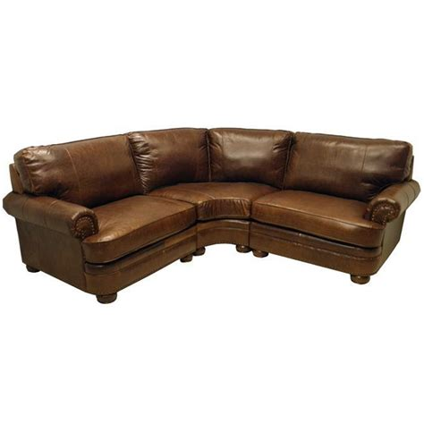 small scale leather sectional sofa small leather sofas agretto antique faux leather small