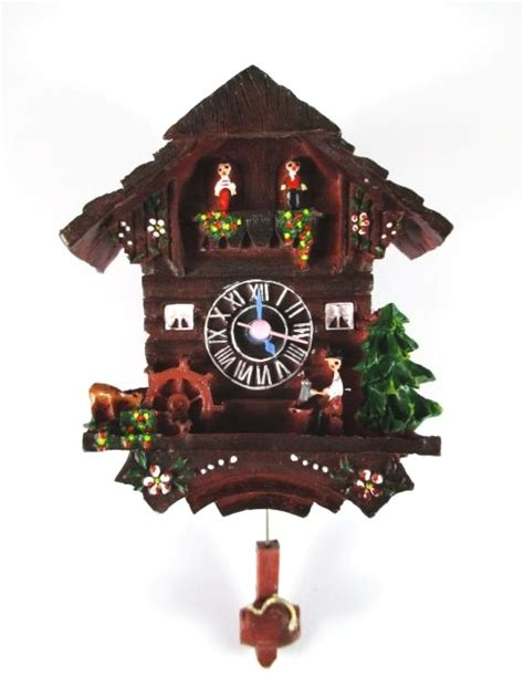Souvenir Germany Magnet Kulkas Germany cuckoo clock magnet poly schwarzwald souvenir germany richtige clock 13 cm ebay