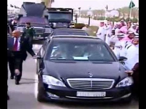 imagenes seguridad vip el rey abdula de arabia saud 237 y su escolta personal youtube