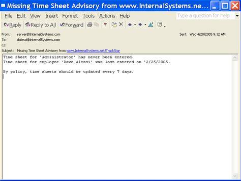 Murat Sport Best Employee Vacation Tracking Software Timesheet Email Template