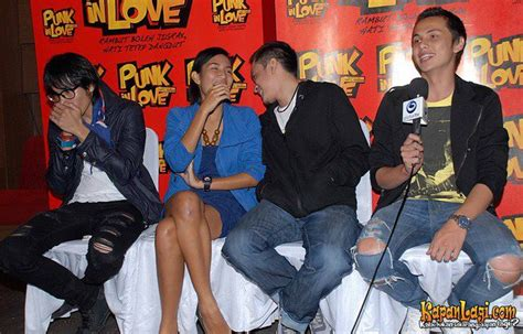 film bagus punk in love press junket film punk in love kapanlagi com