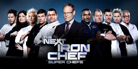 Will You The Next Iron Chef by Gallery Next Iron Chef Logo