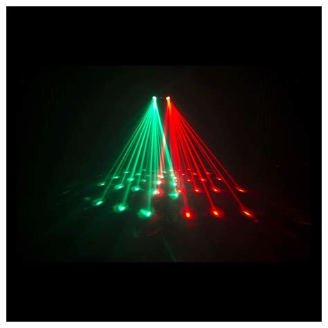 Fx Lighting by Chauvet Swarm 4 Fx Lighting Effect At Gear4music