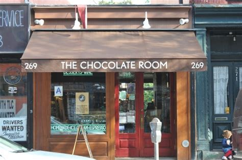 The Chocolate Room New York by Park Slope The Restaurant
