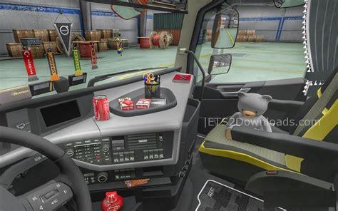 volvo truck store new volvo fh16 accessories interior v3 3 euro truck