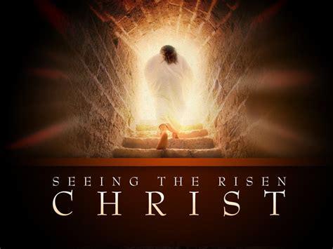 religious wallpaper for mac christian graphic seeing the risen christ wallpaper