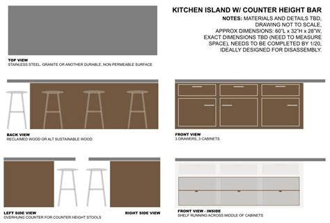 standard bar top overhang kitchen countertop overhang dimensions room image and