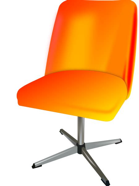 Chair Clipart Free by Swivel Chair Clip At Clker Vector Clip
