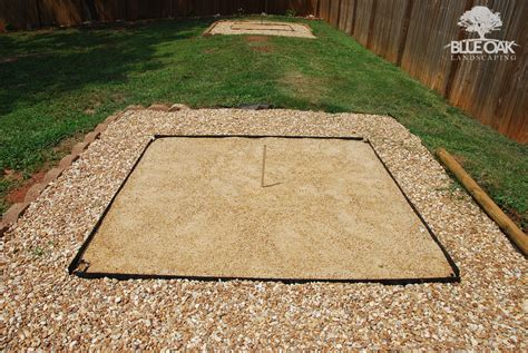 backyard horseshoe pit 12 diy backyard landscape design ideas for chico california