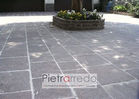 piastrelle viola pavimento in pietra naturale piastrelle in porfido coste a