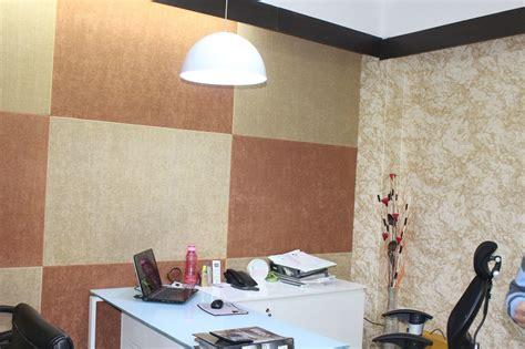 fabric wallpaper ideas wall interior panels decorative