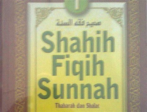 Fiqih Sunah 1 3 Jilid toko buku an naajiyah shahih fiqih sunnah 5 jilid pustaka at tazkia
