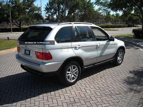 bmw x5 3 0 i 2005 2005 bmw x5 3 0i sport utility 4 door 3 0l awd fla truck
