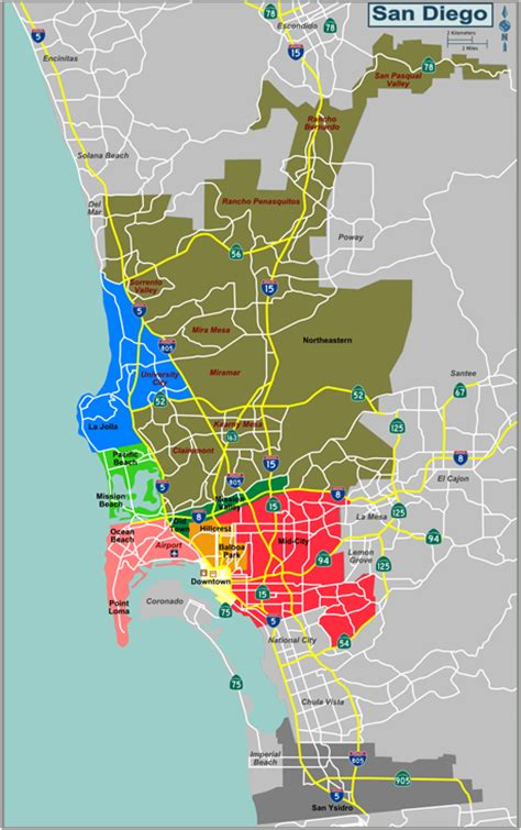 districts of san diego calendar template 2016