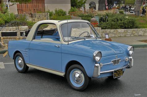 1959 Autobianchi Bianchina   conceptcarz.com