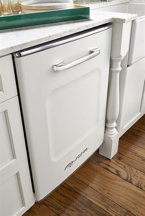 1950s Kitchen Furniture retro dishwasher
