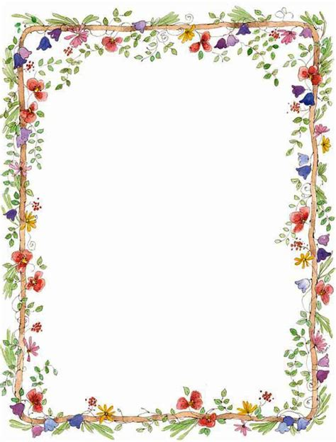 printable paper photo frames 2711 best images about borders on pinterest floral