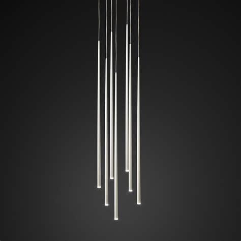 multi lights buy the slim 7 light led multi light pendant by