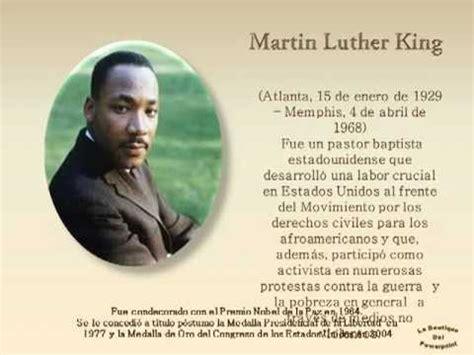 martn discos noticias biografa fotos canciones pensamientos de martin luther king