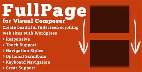 D Ex V1 2 1 Multilayer Parallax Plugin fullpage for visual composer v1 7 2 精博建站
