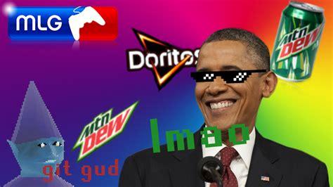 Mlg Meme - mlg obama by 4assassinninja on deviantart