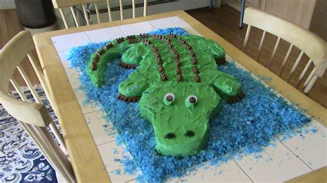crocodile cake template crocodile cake