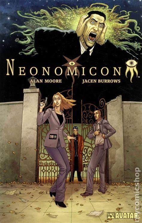 libro alan moores neonomicon avatar neonomicon tpb 2011 avatar comic books