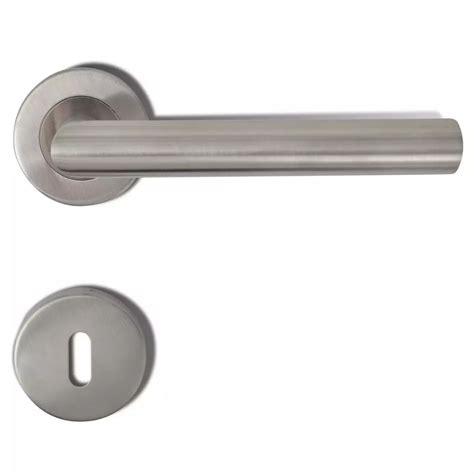 door lever vidaxl co uk door lever handle bb door knob stainless
