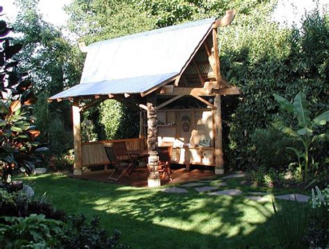 Tiki Hut House by Tiki Hut Hang Out Huts Houses And Buildings Tiki