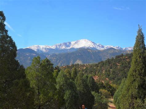 blue walls in pikes peak pikes peak mountain information