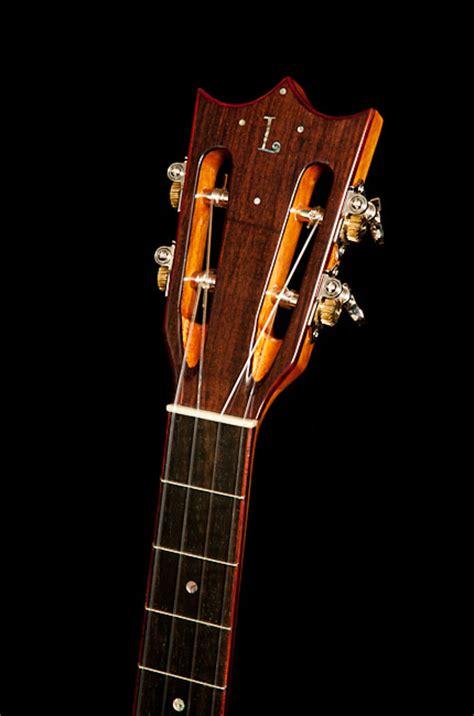 Handmade Ukuleles - custom ukulele baritone granadillo ukulele lichty guitars