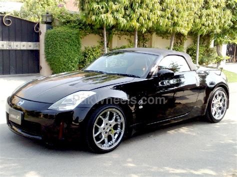 nissan z 2004 used nissan z series 2004 car for sale in lahore 135577