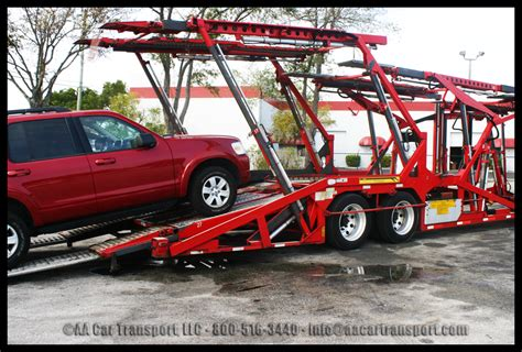 car shipping rates aa car transport