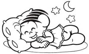 m 244 nica dormindo