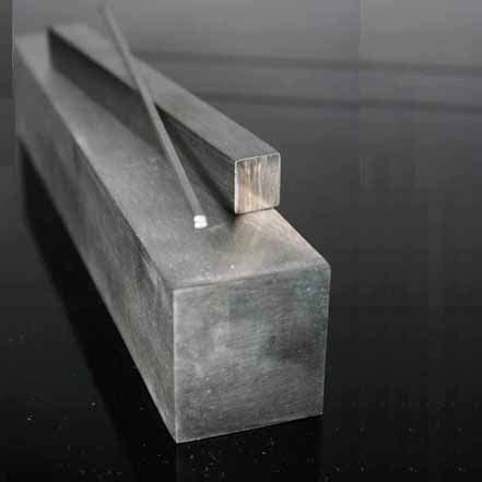Baja Sk5 berat besi segi 4 square bar bagaimana cara mengetahuinya