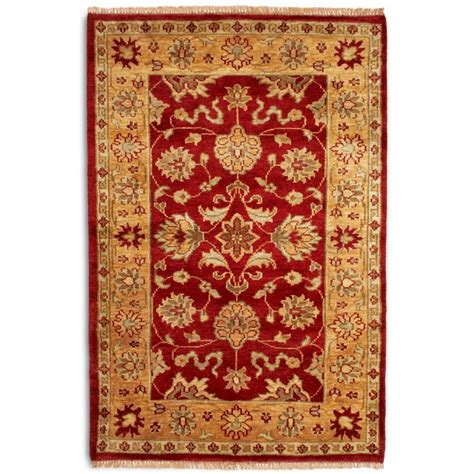 indian rugs taj agra gold handwoven indian rug