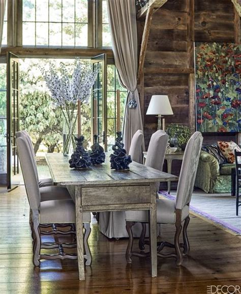 rustic dining room 195 best dining rooms images on dining rooms