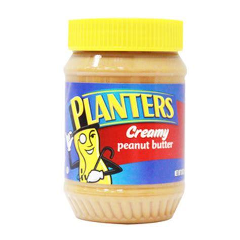 planters peanut butter creamy 510g fairprice