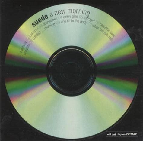 Cd Suede A New Morning suede 1336 vinyl records cds found on cdandlp