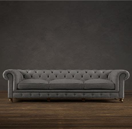 Chesterfield Sofa Restoration Hardware Pin By Tammy On For The Home