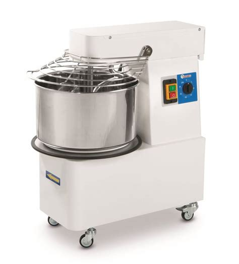 Spiral Mixer Kapasitas 20 Liter hendi dough mixer with fixed bowl 20 liters dough 17kg