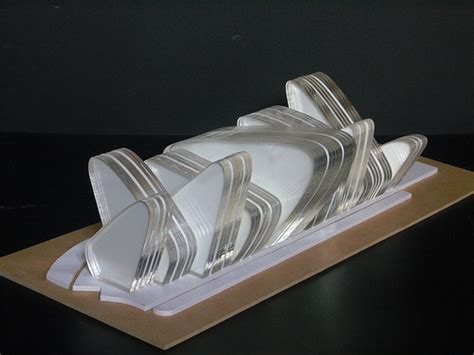 design concept model inspiration idea architecture concept model with final