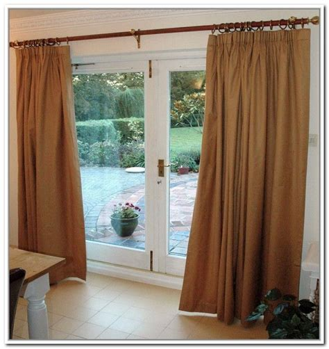 french door curtain ideas 17 best ideas about curtains for french doors on pinterest