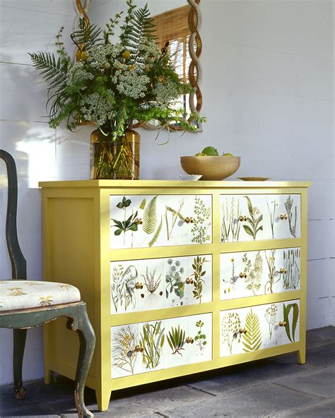 Decoupage Home Decor - 23 furniture ideas and tips decoupage diy decor